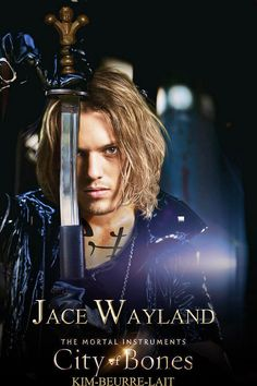 Jamie Campbell Bower Jace Audition | Jamie Campbell Bower as Jace Wayland - The Mortal Instruments