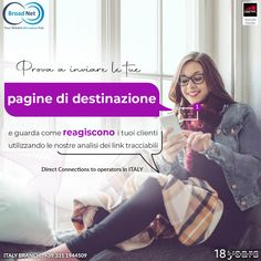 Prova a inviare le tue pagine di destinazione e guarda come reagiscono i tuoi clienti utilizzando le nostre analisi dei link tracciabili Italy:+39 331 1944509 Direct Connections to Operators in Italy www.broadnet.me #italy #broadnettechnologies #broadnet#sms #bulksms