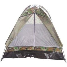 GSI Quality Waterproof C&ing Tent Closed Sun Shelter With Fiberglass Frame And Carrying Case  sc 1 st  Pinterest & Coleman Hooligan 2 Backpacking Tent - http://www ...