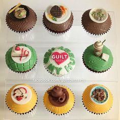 Favorite Food Cupcakes 4.0