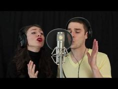 "http://youtu.be/fRS6s9g_K7Y  karmin COVER of  Adele's ""Someone Like You"""