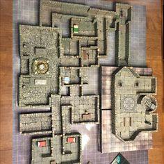 forge dwarven magic pathfinder am game builds miniatures cool fantasy stuff