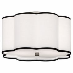 Axis Flush Mount Ceiling Light, $264, not available until December 2012