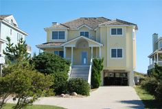 $6800 PF bad bed Outer Banks Vacation Rental Eight Bedroom House Ocean Front: Whitman's Sampler