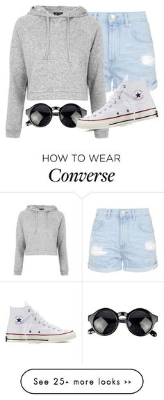 """School"" featuring Topshop and Converse"