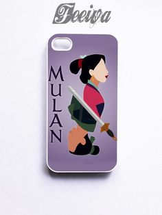 Mulan And Li Shang Figure Phone Cases For iPhone, Samsung, Sony iPod | Feeiva