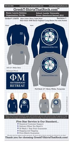 Phi Mu T-Shirts That Rock 115478 Mockup R1 ...................................................WORK 1 ON 1 with a member of our design team until your T-Shirt ideas are perfect.... and ALWAYS them on in time (before you even need them) at the price you want! ...................................................................................................... JUST CLICK THIS IMAGE TO GET STARTED!