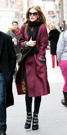 Rosie Huntington-Whiteley.