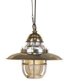 Nautical Light Fixtures | ... -MODELS-Steamer-Deck-Ceiling-Electric-Lamp-Nautical-Light-Fixture