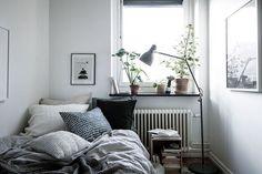 small bedroom design idea / #interior #design #architecture