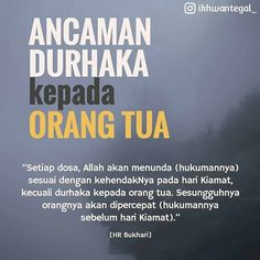 208 Best Orang Tua Images In 2019 Islamic Quotes Islam Muslim