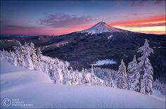 Mt Hood Majesty Mt. Hood, Oregon by Zack Schnepf Photography