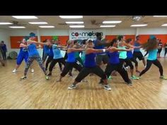 """BANG BANG"" - Choreo by Lauren Fitz for Club FITz - YouTube"