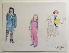 Costume Renderings Page 5 - Broadway Design Exchange