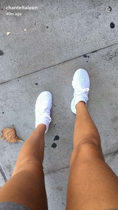 There is 1 tip to buy shoes, white nikes, sneakers, low top sneakers. All White Shoes, White Nike Shoes, White Nikes, White Tennis Shoes, Latest Sneakers, Sneakers Fashion, Cute Shoes, Me Too Shoes, Platform Tennis Shoes