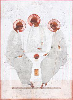 Остап Лозинськии, The Holy Trinity