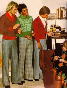16cd8c74e5ce 1974 When you follow Pinterest down a rabbit hole and end up in a polyester  70s