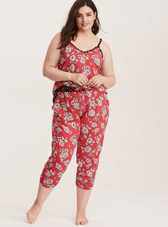Shop comfy plus size pajama sets & sleepwear sets from Torrid. Find sexy, comfy PJ top & bottom sets, sleep camis & shorts, & more in sleepwear. Plus Size Pajamas, Sleepwear Sets, Mixing Prints, Bright Pink, Pajama Set, Torrid, Fall Outfits, My Design, Comfy