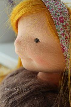 Aglaé's profile. By North Coast Dolls