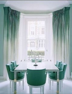 Use The Ombre Technique To Create Stunning And Colorful Designs For Your Home - Home Decorating Trends