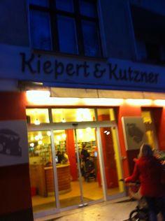 Kiepert & Kutzner - Biologische Lebensmittel in Berlin, Berlin