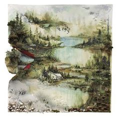 Bon Iver, Bon Iver (VINYL). To go with my record player. The perfect first record! :)