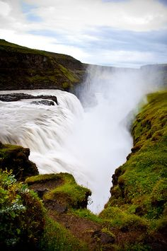 Gullfoss, Southern Iceland