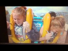 Cedar Point accident: Shoot the Rapids water ride flips over - YouTube