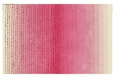 Kew Rug, Pink/Cream on OneKingsLane.com