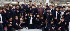 MOTRIL. Niños y niñas de quinto de Primaria del Colegio Santo Rosario de Motril han visitado las instalaciones de la cooperativa Granada-La Palma dentro del programa