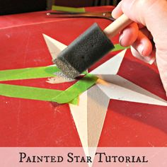 Tutorials.   This would be nice painted on a foyer floor...