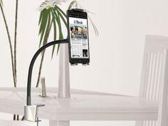 Ultra Flexibele Tablet beugel voor aan de wand of het bureau  https://www.beugelsenmeer.nl/exelium-up550-flexibele-tablet-beugel-voor-bureau-of-wand