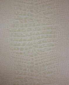 Crocodilo Vinyl W6337-03 Osborne and Little Wallpaper
