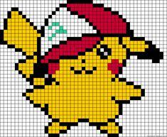 Après notre sélection de Pokéball, nous nous attaquons à la mascotte du dessin animé Pokémon : nous avons nommé Pikachu. Nous savons d'ores et déjà que les