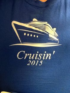 Personalized Family Cruise Shirts by CustomVinylSigns1 on Etsy