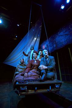 Lookingglass Theatre production