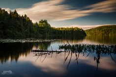 "160"" park, canada, landscape, lake, forest, nature, canon, ca, long exposure, reflexion, quebec, reflect, national park, le, nd110, ef-s10-22mm f/3.5-4.5 usm, nd filter, laurentides, eos 60d, mauricie"