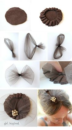 Fascinator Tutorial