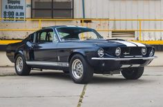 Bid for the chance to own a 1967 Shelby Mustang at auction with Bring a Trailer, the home of the best vintage and classic cars online. Ford Mustang 1967, Ford Mustang Shelby Gt500, Mustang Cobra, Ford Mustang Eleanor, 2015 Mustang, 1967 Shelby Gt500, Classic Mustang, Ford Classic Cars, Classic Cars Online