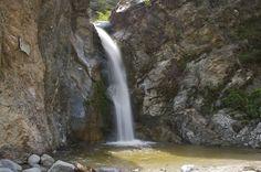 Eaton Canyon in Pasadena