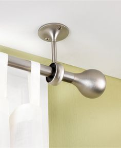 Umbra Ceiling Mount Brackets, Set of 2 - Window Treatments - For The Home - Macy's