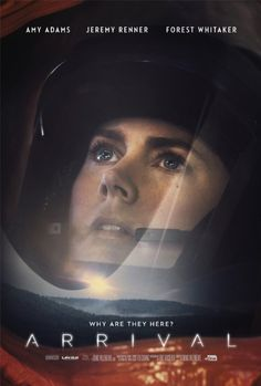 Arrival Movie Poster - Amy Adams - Jeremy Renner
