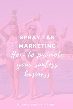 Promoting a spray tanning business: Learn how to do online advertising and marketing for your sunless tanning studio. Get ideas and inspiration to grow your business here! Best Tanning Lotion, Tanning Tips, Tanning Cream, Spray Tan Tips, Tanning Quotes, Mobile Spray Tanning, Airbrush Tanning, Airbrush Spray Tan, Online Advertising