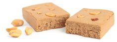 Healthy Peanut Butter Fudge DIY Protein Bars