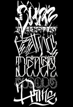 """Alphabet Soup"" ~ On exhibit May 24-June 29, 2013. Plaza de la Raza hosts this exhibition of new handstyle work by artists Chaz Bojórquez, Cryptik, RETNA, Defer, Sleeps and Prime at the center's historic Boathouse Gallery."