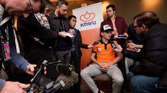 Cyclo-cross: Mathieu van der Poel, le rêve en jaune de papy Poulidor