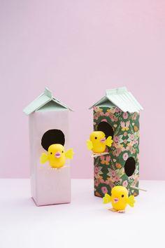 Kreativa Karin | Mer pyssel åt folket! Crafts Fir Kids, Spring Crafts For Kids, Cute Crafts, Toddler Crafts, Diy For Kids, Holiday Crafts, Easter Activities, Craft Activities For Kids, Diy Ostern