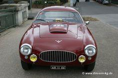 1954 FIAT OTTO VU - by Carrozzeria Zagato of Milan