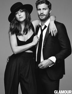Jamie Dornan & Dakota Johnson