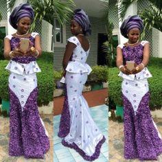 Ultra Beautiful Ankara Styles for African partys - Reny styles African Dresses For Women, African Print Dresses, African Men Fashion, Africa Fashion, African Attire, African Fashion Dresses, African Wear, African Women, African Prints